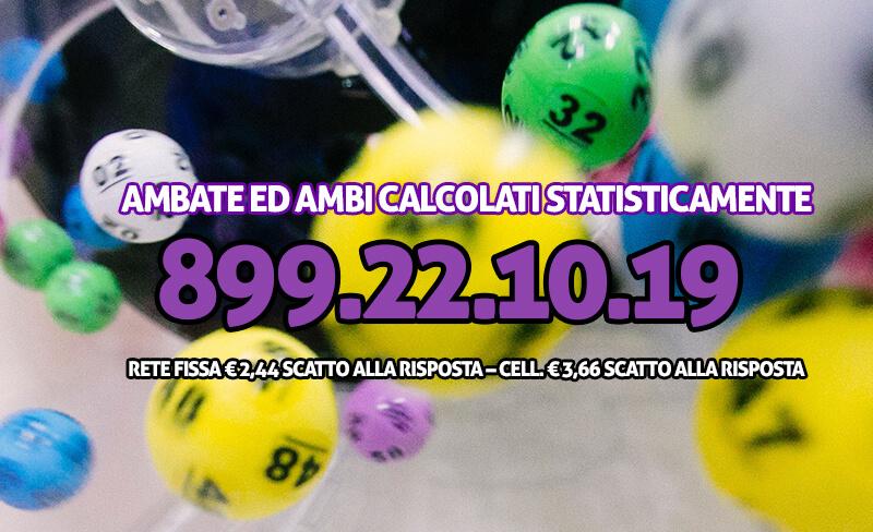 Lotto 899